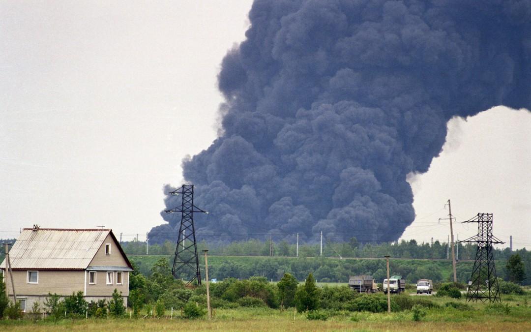 Экологическая организация Гринпис выступила против строительства завода по сжиганию отходов с полигона «Красный Бор» под Санкт-Петербургом