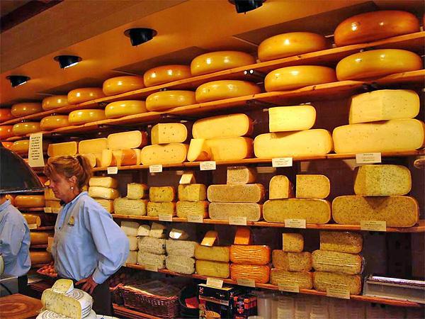 Швейцарский сыр вернётся на российский рынок