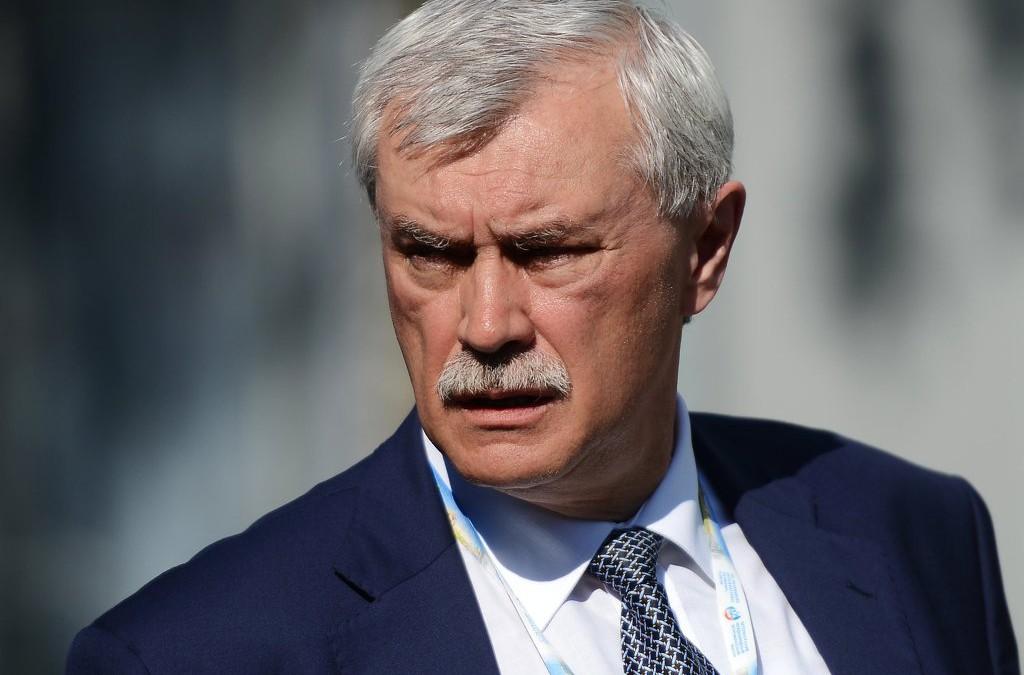 Губернатор Петербурга считает, что город и Россию ждёт затяжной кризис