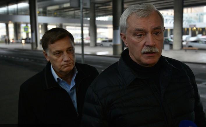 Петербургские власти отменили увеселительные мероприятия 4 ноября