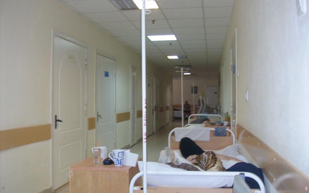 Петербургские больницы оптимизируют